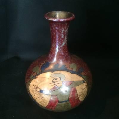 vase tapisserie Bayeux Desmant