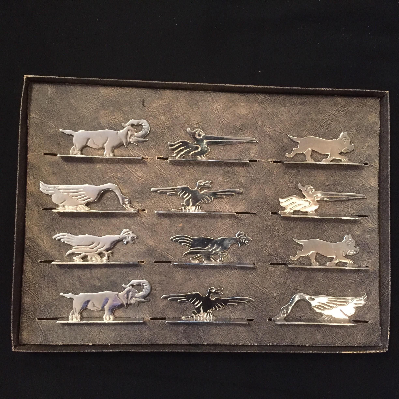 Porte couteaux animaliers